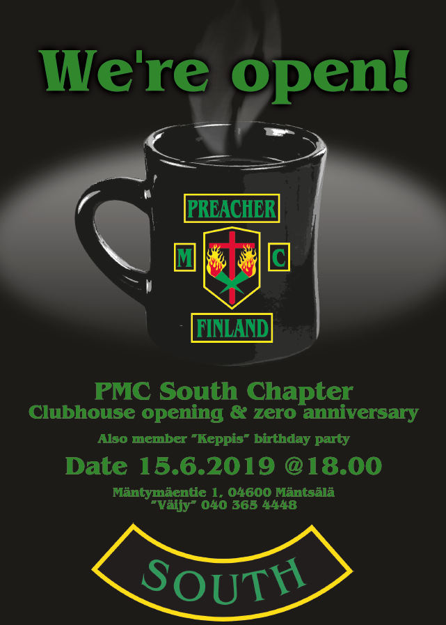 PMC South Chapter opening party